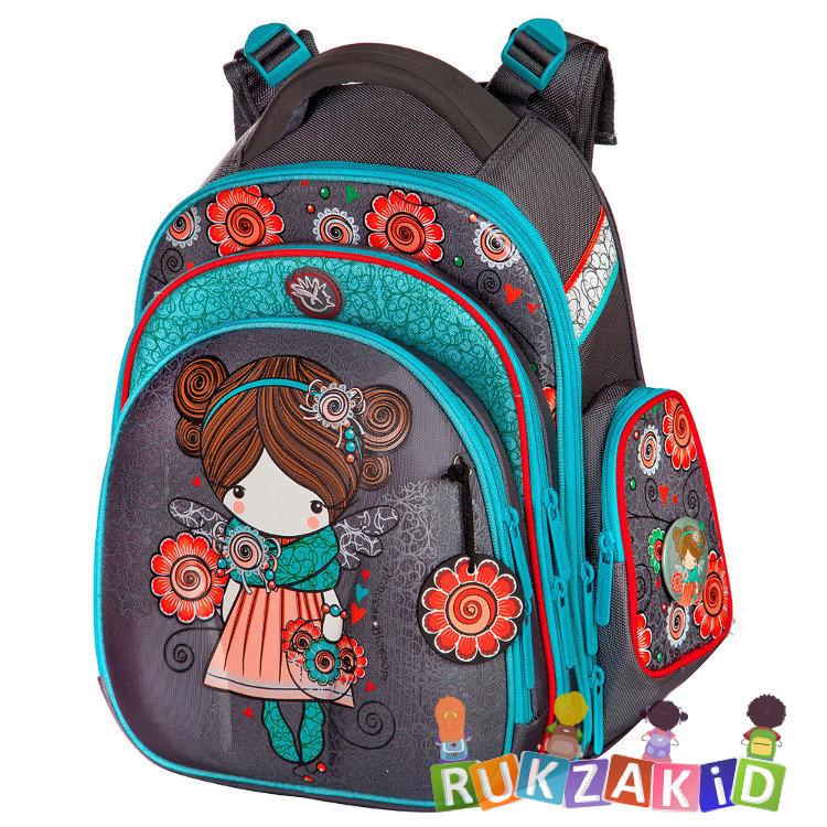08ac68eb2ae3 Купить школьный рюкзак hummingbird tk19 девочка / princess blossom в ...