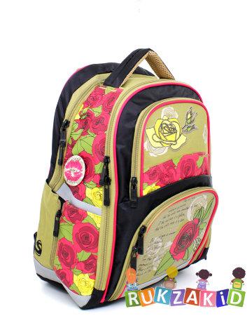 Школьный рюкзак Steiner 2-ST4 Поцелуй розы / Kiss From Rose