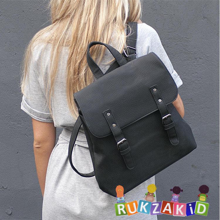 926a1be60ecc Купить сумка рюкзак kawaii ремешки черный в интернет магазине ...