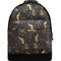 Рюкзак Mi-Pac Prints Unicorns Black / Gold