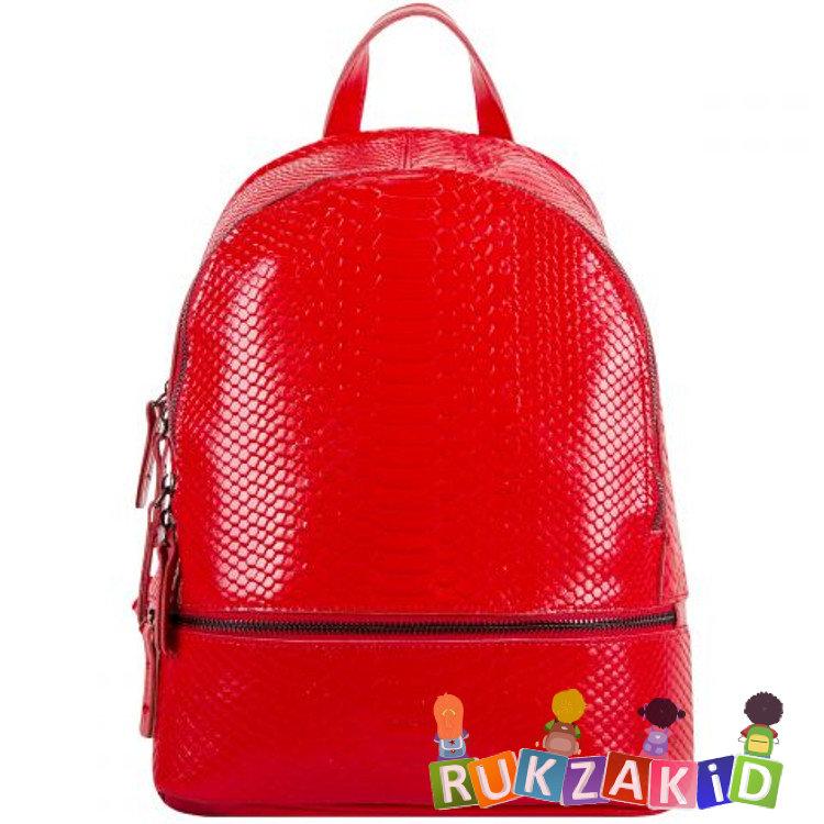 829b42197ab2 Купить рюкзак женский кожаный connecticut рептилия красный в ...