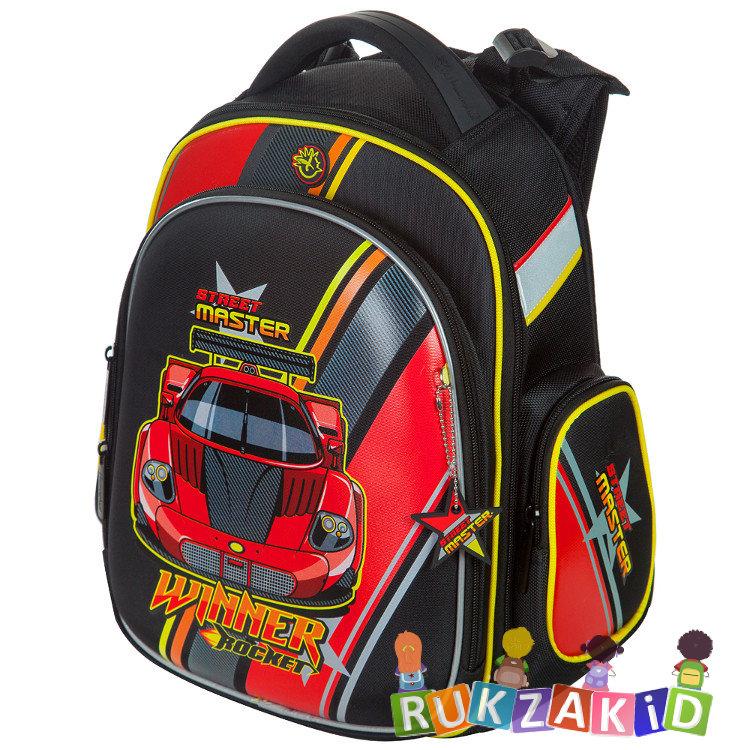 30374d9f88cf Купить рюкзак школьный hummingbird tk43 winner rocket / машина в ...