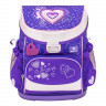 Ранец школьный Belmil MINI-FIT LOVE PURPLE