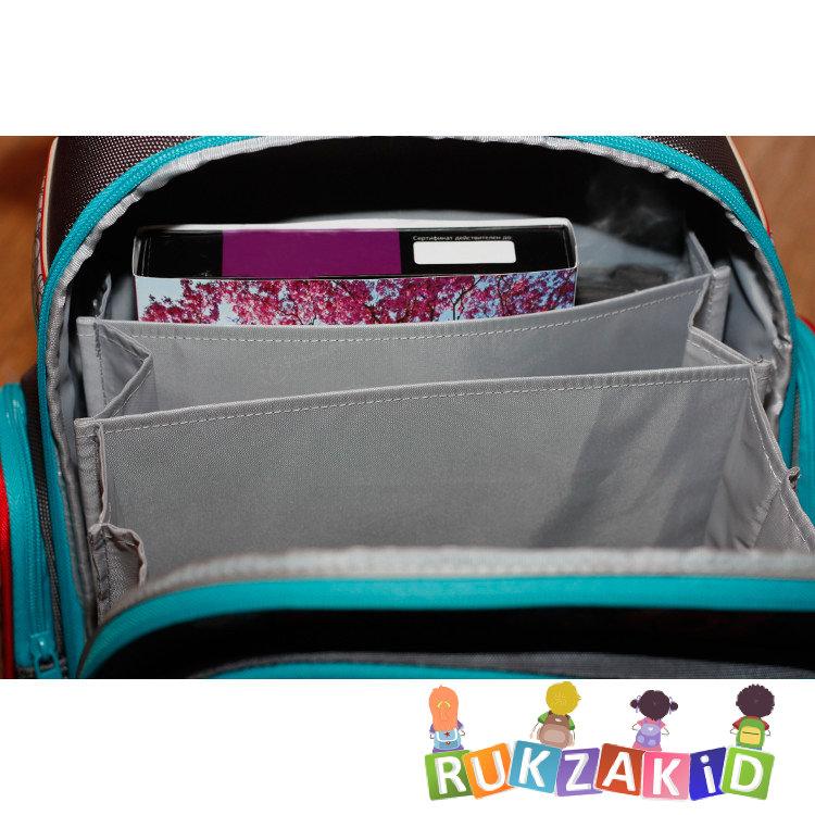 d66864ae20ca Купить рюкзак школьный hummingbird tk49 football star / звезда ...