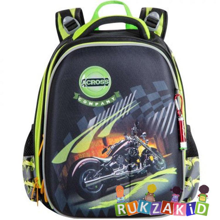 9f7ffa59a3cb Купить рюкзак школьный across 192-4 мотоцикл в интернет магазине ...