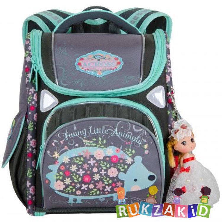 21424a6356ae Купить школьный ранец across 195new-21 ежик в интернет магазине ...