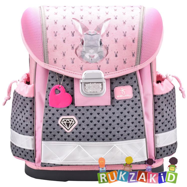 Купить ранец школьный belmil classy bunny в интернет магазине Rukzakid.ru