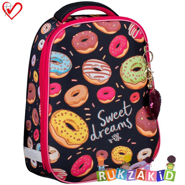 69aba73b858f Купить ранец рюкзак школьный berlingo expert sweet donuts в интернет ...