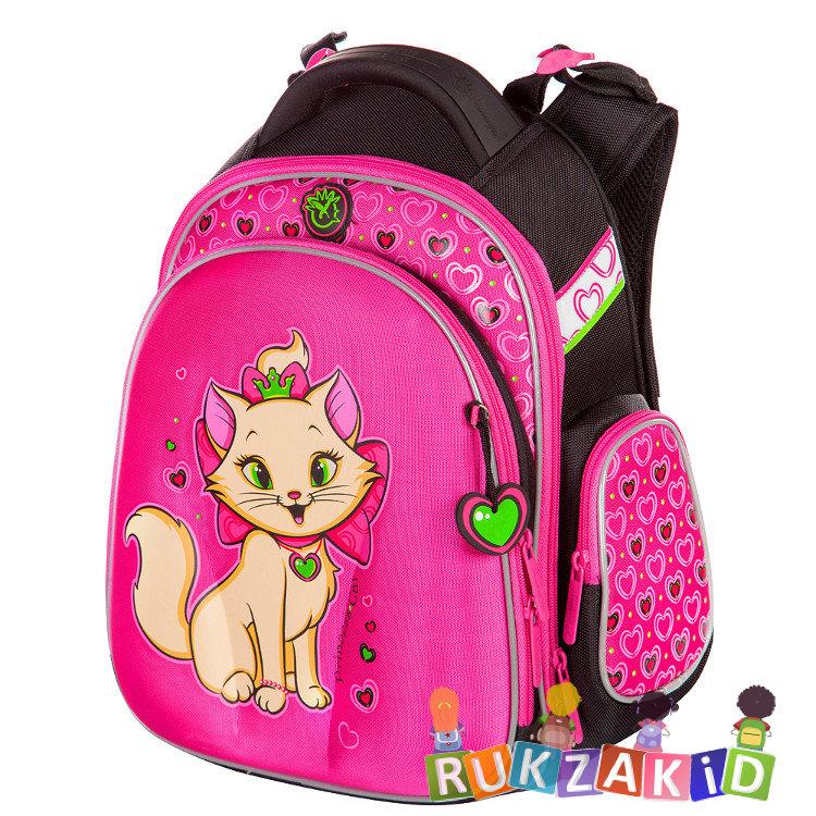 51edd2721b98 Купить школьный рюкзак hummingbird tk29 princess cat/принцесса кошка ...