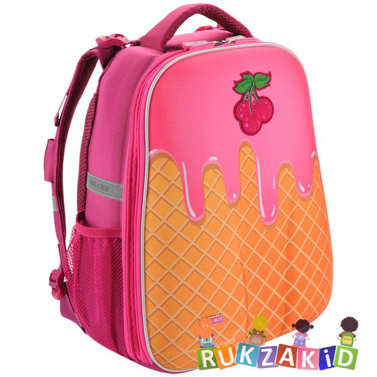 7190226391d4 Купить рюкзак школьный mike mar 1008-132 мороженое малиновый в ...