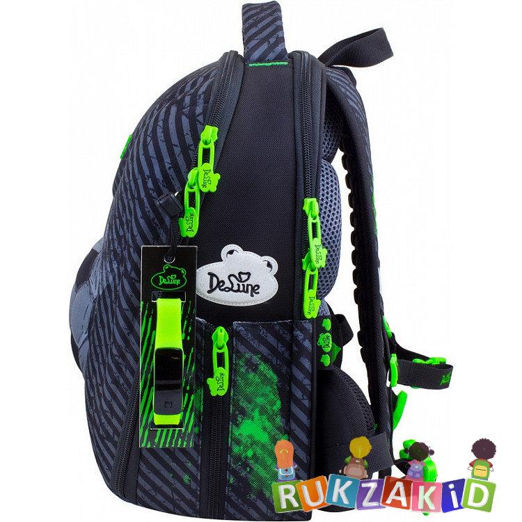 e514ad602b48 Купить ранец школьный с наполнением delune 7mini-007 футбол в ...