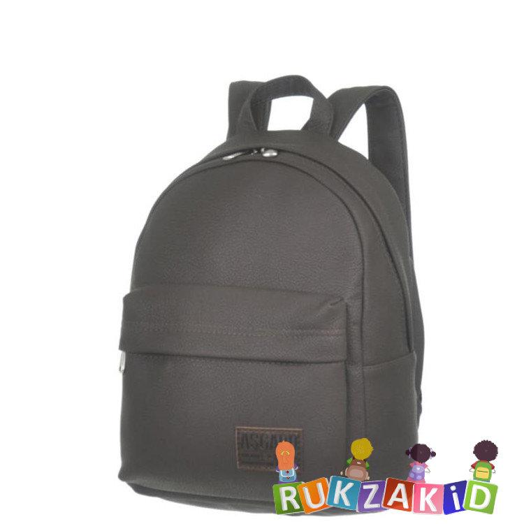 87bed6aee9f2 Купить женский городской рюкзак asgard р-5223 коричневый темный в ...