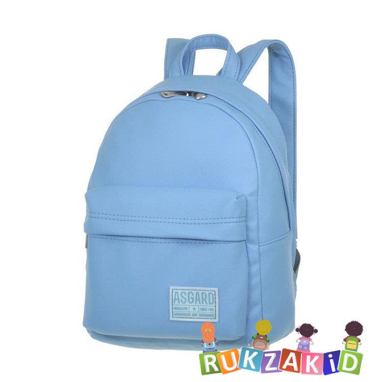 7f2870546fae Купить женский городской рюкзак asgard р-5223 голубой в интернет ...