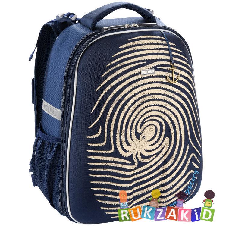 b04440dcb5ea Купить рюкзак школьный mike mar 1008-123 спрут темно-синий в ...