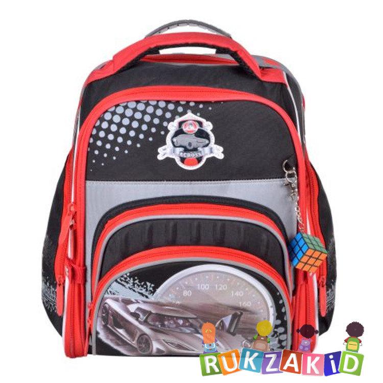 70845fded127 Купить портфель ортопедический для первоклассника across 190-4 в ...