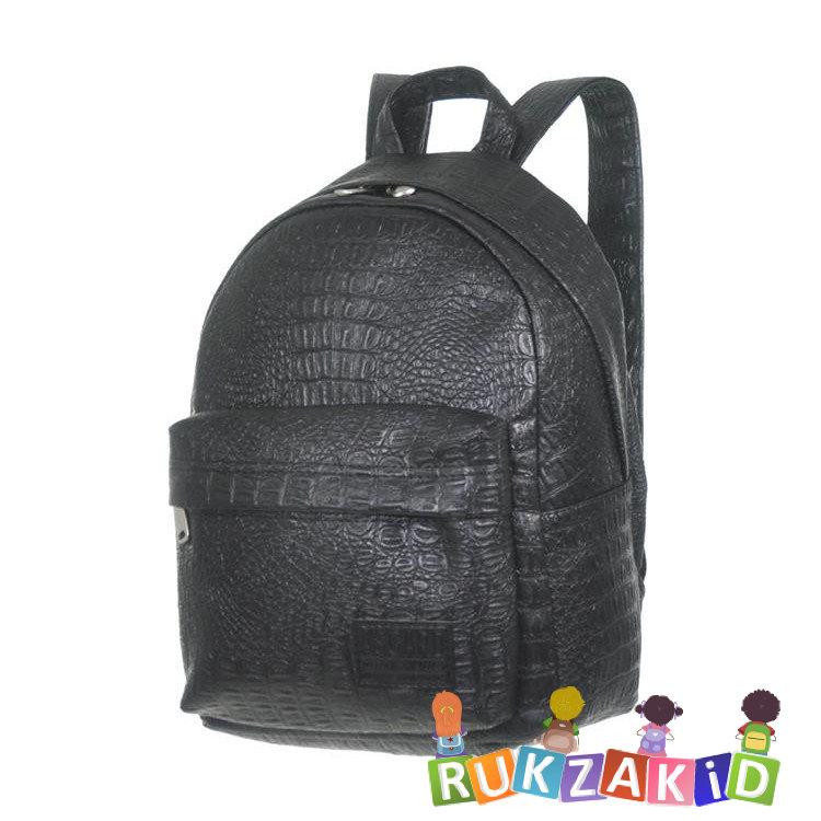 3569300956f7 Купить женский рюкзак для города asgard р-5223 крокодил черный в ...